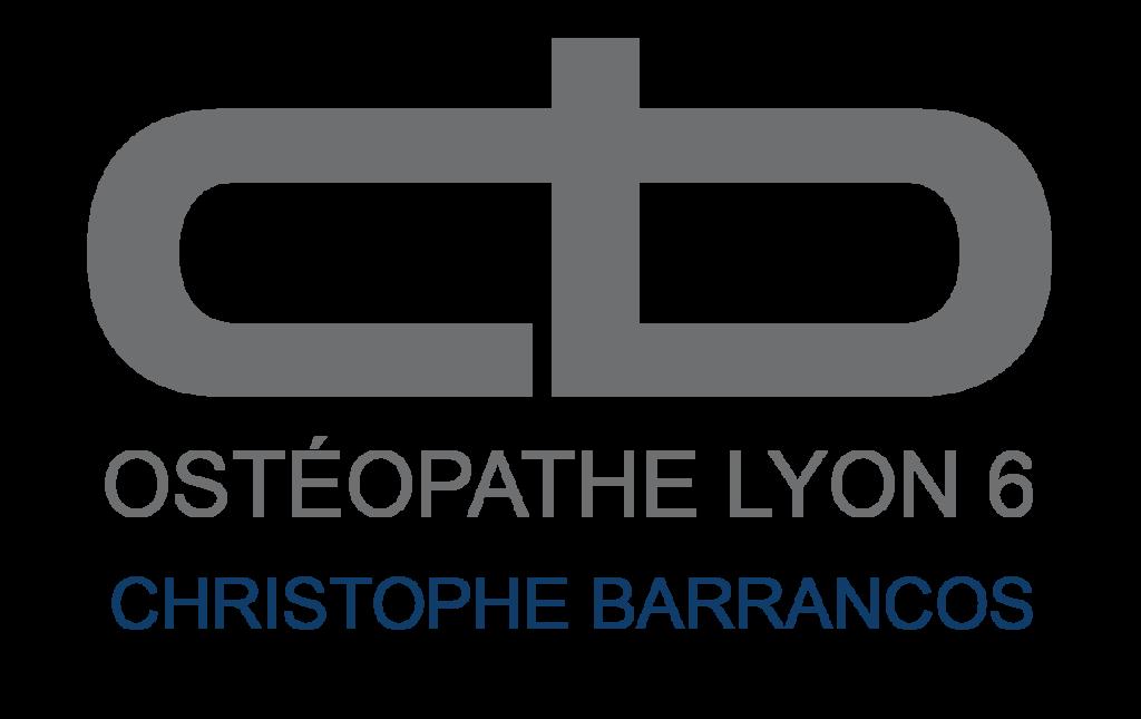 Logo CB ostéopathe Christophe BARRANCOS
