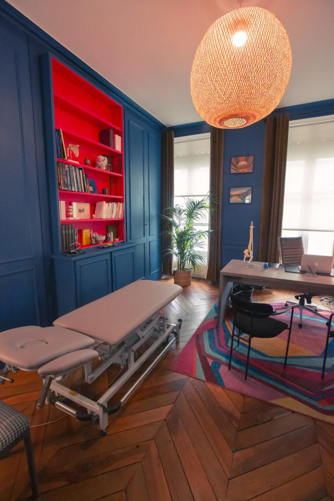 Cabinet d'ostéopathie Lyon 6